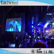Besseres Anzeigen-Effekt P6.25 RGB SMD farbenreiches LED-Bildschirm-Modul als LED belichtete Acrylanzeigen-Kasten