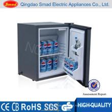Mini refrigerador solar portátil ereto colorido do refrigerador