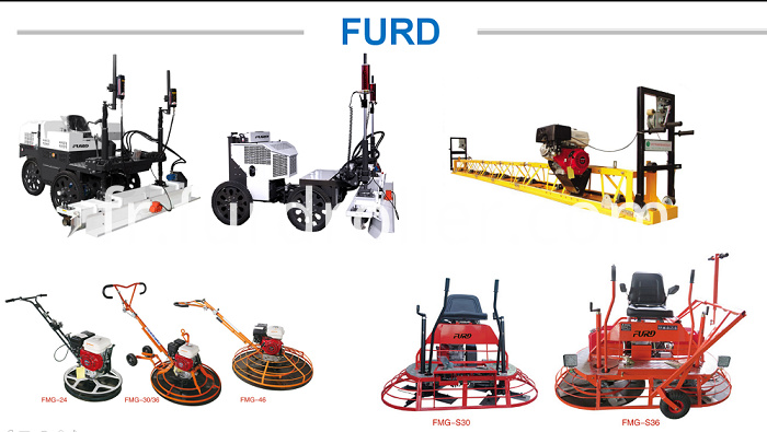 Truss Screed Machines