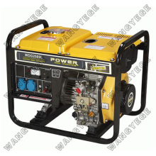 Diesel Generator with 2.0kW Rated and 2.5kW Maximum Output