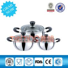 Inducción compatible Cookware / Cookware Sets / Idli Cooker