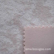 Velour with 180gsm Weight, Made of 100% Polyester, Suitable for Car Seat, Sofa and Toy