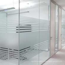 frosted glass/sandblasted glass/acid etched glass for Partition