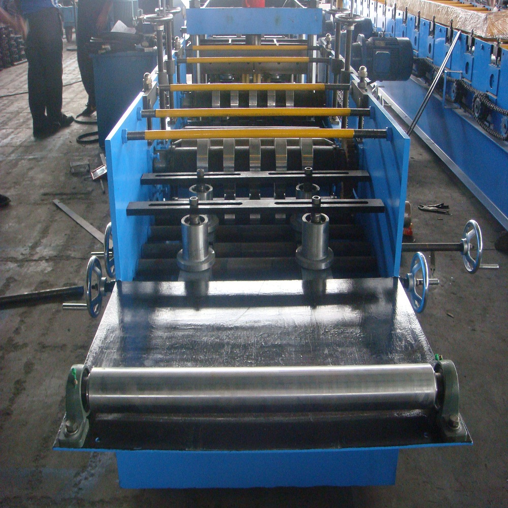 Z-Purlin Frame Forming Machinery