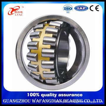 Rodamiento de rodillos esféricos con núcleo de latón real Shandong Factory (22316, 22317, 22318, 22319, 22320, 22322)