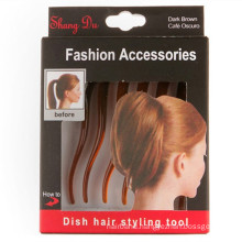 Dish Hair Styling Tool Fashion Accessory Clip Comb (HEAD-02)