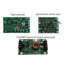 12V/24V/36V to 5V Synchronous control card
