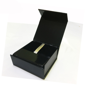 Black Foldable Smart Watch Gift Box