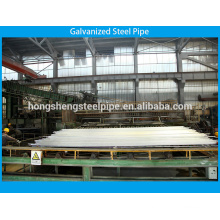 galvanized steel pipe for drinking water