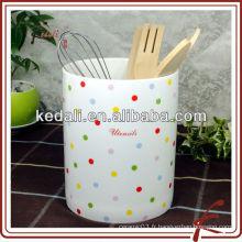Porte-porcelaine en porcelaine bon marché la plus vendue