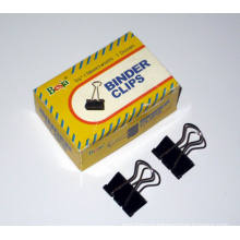 19mm Black Binder Clips (1005)