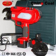 Nuevo precio máximo automático de la máquina del atado de alambre del rebar de acero de la batería