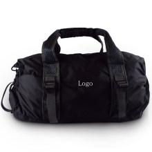 Custom Waterproof Ripstop Nylon Sports Gym Lightweight Foldable Travel Duffel Bag