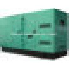 Groupe silencieux insonorisé silencieux de générateur diesel de 375kVA 300kw CUMMINS