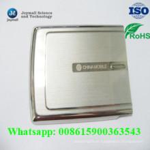 Personalizado de aluminio de fundición CNC móvil cubierta de Shell