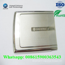 Custom Aluminum Die Casting CNC Cellphone Cover Shell