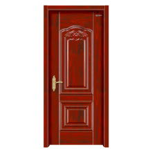 Steel Wooden Door Interior Door for Room