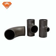 Shanxi Goodwill ASTM Tubulação De Ferro Preto Bunda Encaixes Soldados