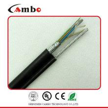 36 core gyxtc8s Фабричная цена Наружный волоконно-оптический кабель