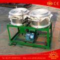 Filtro de óleo vegetal Filtro de pressão filtro de vácuo
