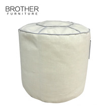 Wholesale indian and moroccan patchwork pouf ottoman