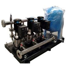 Système d'alimentation en eau série MBPS pour le bâtiment