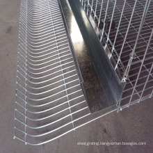High quality  6 tiers H type breeding quail cage quail breeding