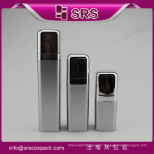 A056 plastic acrylic airless pump lotion bottle with high quality