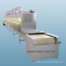 Shanghai Nasan Microwave Vegetable Drying Equipment