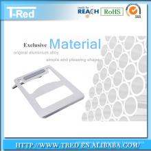 Hochwertiger Winkel-justierbarer Notizbuch-Stand für alle Größen-Notebook-Computer
