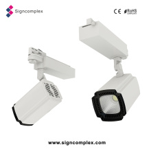 36degree COB 50W E27 Track Light 4 alambres con CE RoHS