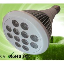 Blanco Luce vivienda 12W PAR LED PAR 38 luz