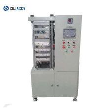 PLC Control Automatic RFID Smart Card Laminating Machine / Ningbo
