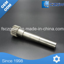 Customized Nonstandard Transmission Shaft Spline for Various Machinery
