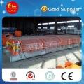 Máquina do rolo frio de China, telhas do metal que produzem a linha