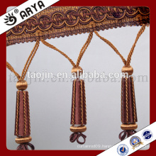 Wholesale products Handcraft for Home Decoration of Handmade Long Beads Fringe