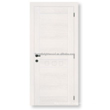 MDF board veneered wood panel door design