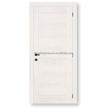 МДФ шпонированные двери дизайн деревянные панели