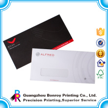 DL Size High Quality Cheap Custom Printed Coin Envelopes Printing