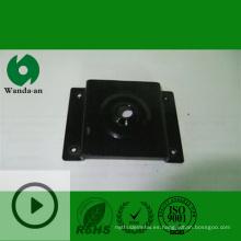 Sellado de piezas con certificación de hebilla de cinturón, soporte