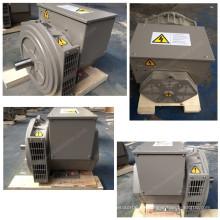 3 fase 4 alambre trifásico sin escobillas generador 6 ~ 200kw