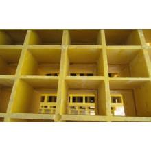 Reja de acero galvanizado liso / escalera de rejilla de acero