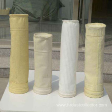 Dust filter bag for cement lime industry