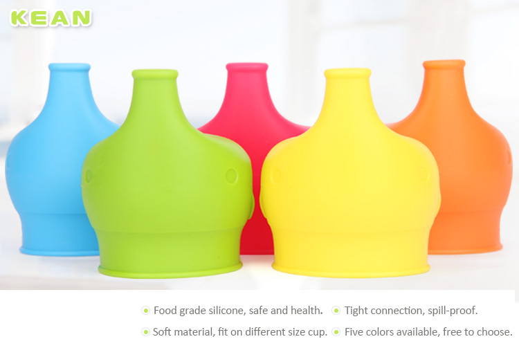 silicone sippy lids