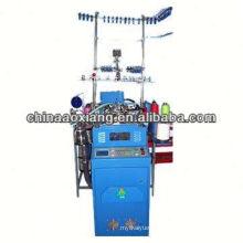 Meias de algodão esporte automatizado Meias de tricô automática Meias de aquecimento elétrico máquina automático de embarque