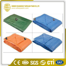Waterproof PE Tarpaulin PE Coated Fabric Sunshade Fabric
