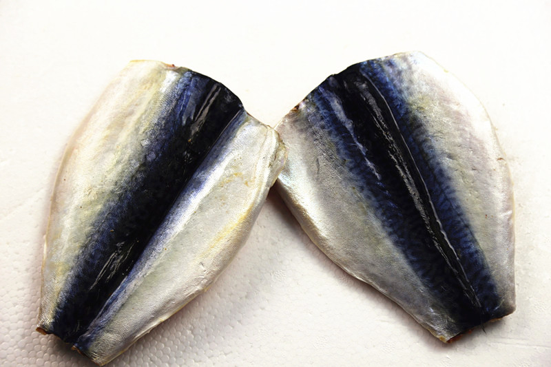 Gefrorene Mackerel Butterfly Fillet Piece