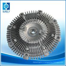 Fabrication de pièces métalliques personnalisées en fonte moulée en aluminium