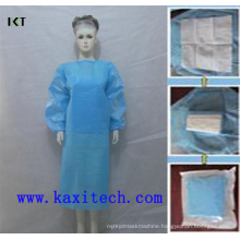 Sterile Disposable SMS Non Woven Surgical Gown Supplier Kxt-Sg31