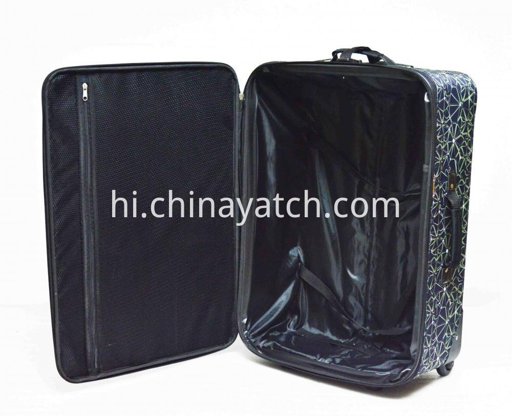 Expandable 2 Wheels Trolley Case Set